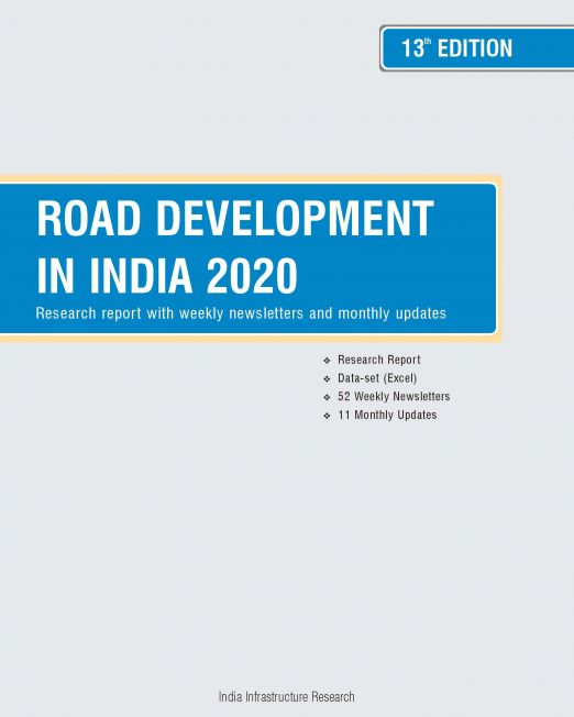Report-cover-Road Development in India 2020