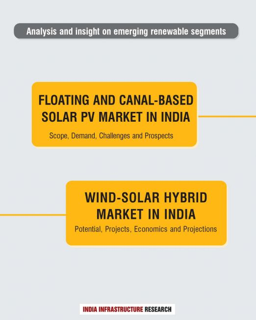 Floating and Canal-based Solar PV Market in India + Wind-Solar Hybrid Market in India_14 Oct 2019_released__Sumita_Page_1