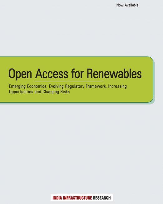 Open Access for Renewables