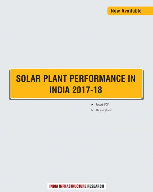 Solar Plant Performance in India