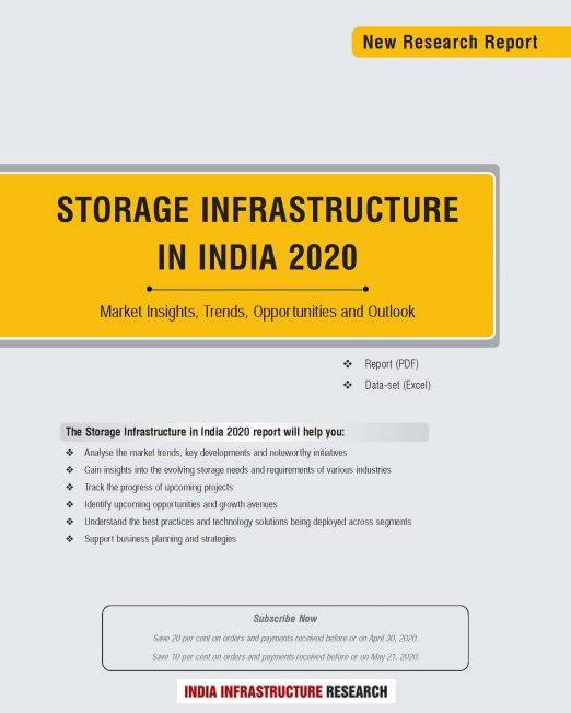 Storage Infrastructure in India 2020