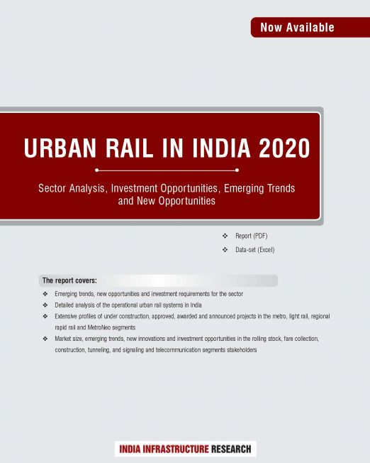Urban Rail in India 2020_released__Apr 1_2020
